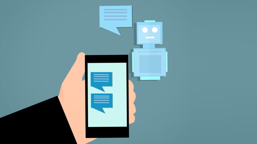 Chatbots als gültiges Beispiel für die These 'Märkte sind Gespräche' des Cluetrain Manifest