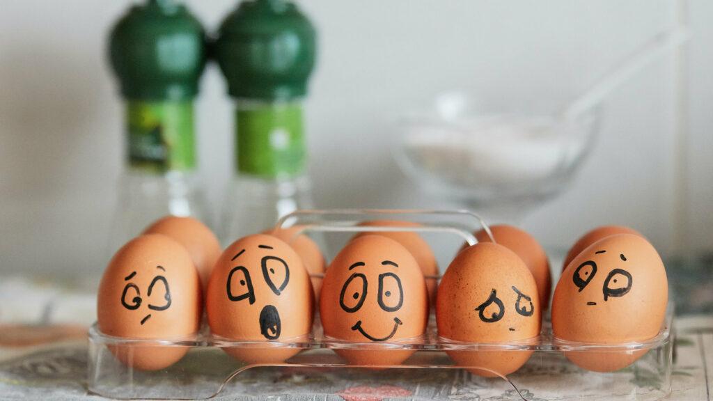 Wie rohe Eier behandeln? Nein. Customer Experience bedeutet, emotional und persönlich zu agieren.