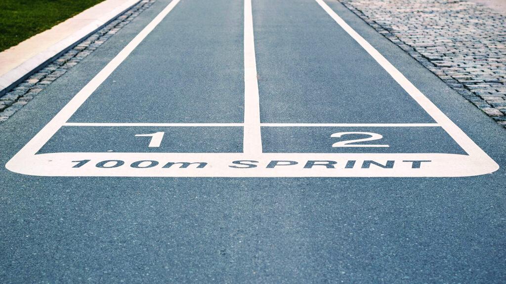 Erfolgreiches B2B-Marketing ist kein Sprint, eher ein Marathon