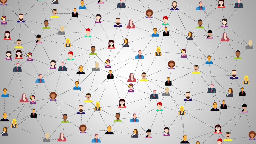 Vernetzung ist ein Ziel jedes B2B Community Managers