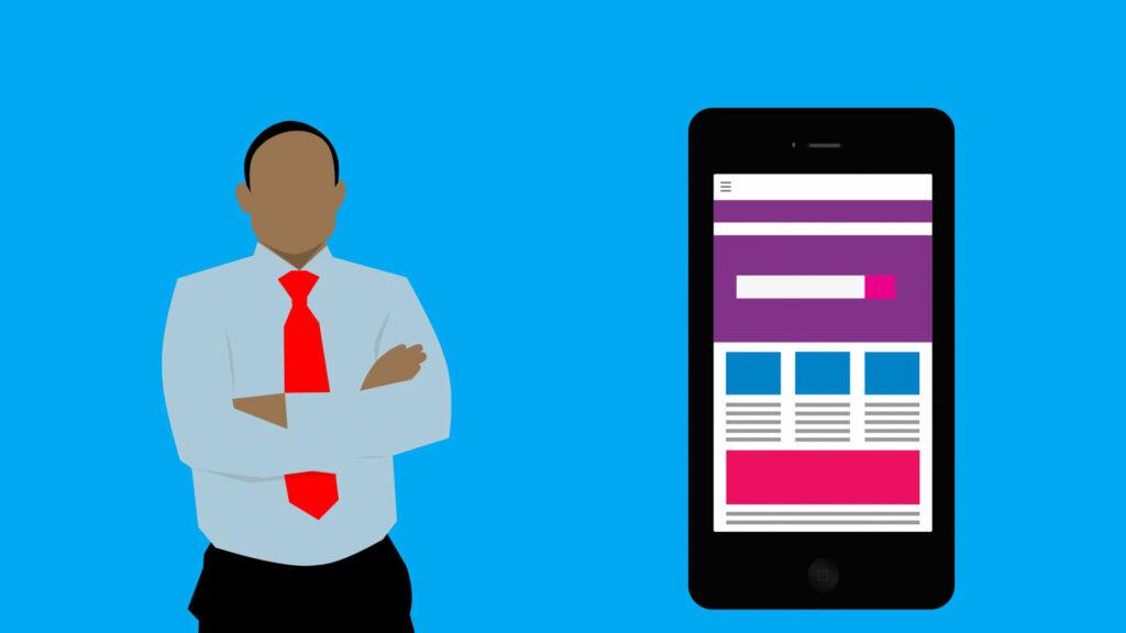 Mitarbeiter Apps im B2B-Marketing eignen sich beispielsweise für Intranet-Anwendungen