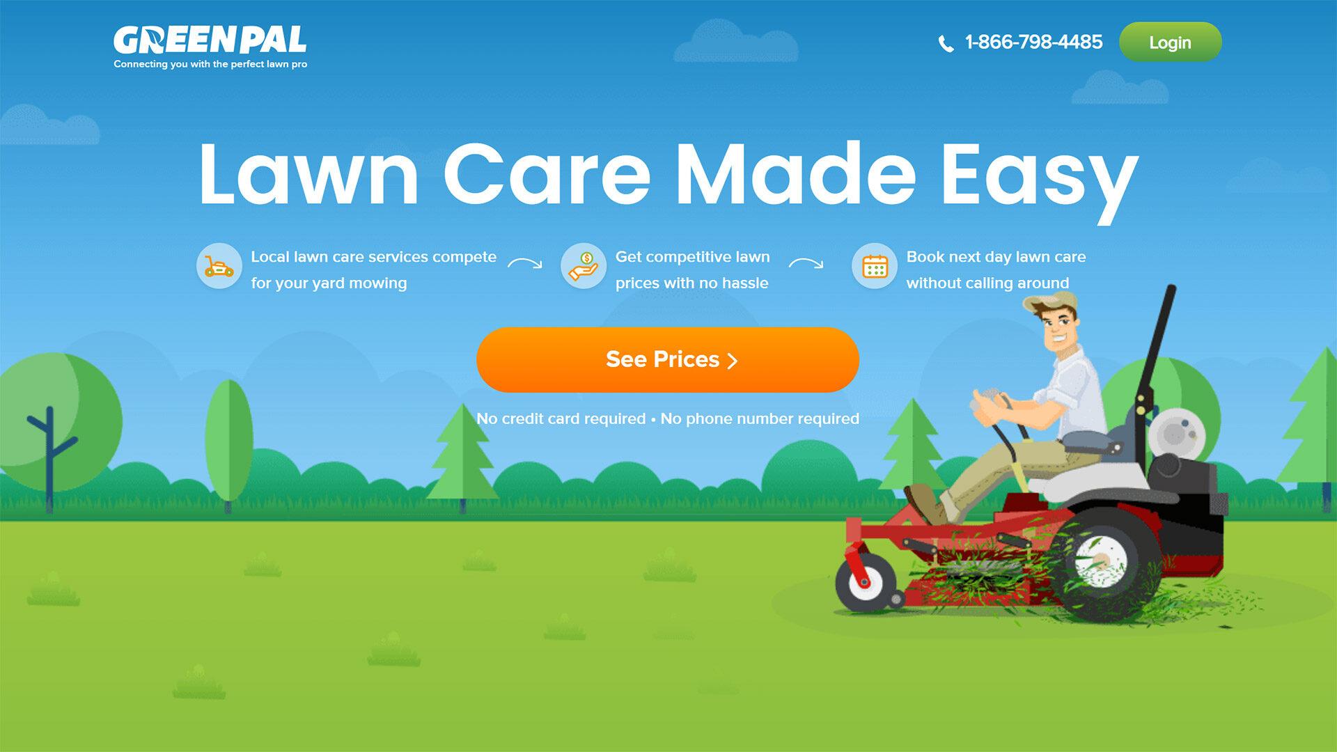 GreenPal: Das Uber für Rasenpflege setzt auf Data-Driven Marketing
