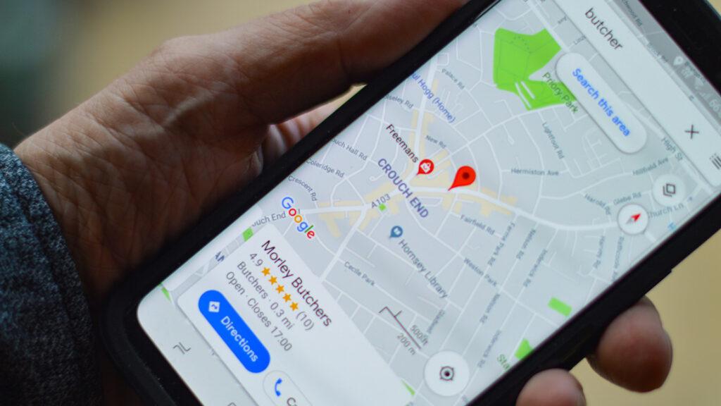 Bewertungen aus Google My Business haben mehr Einfluss auf den Umsatz als andere Reviews