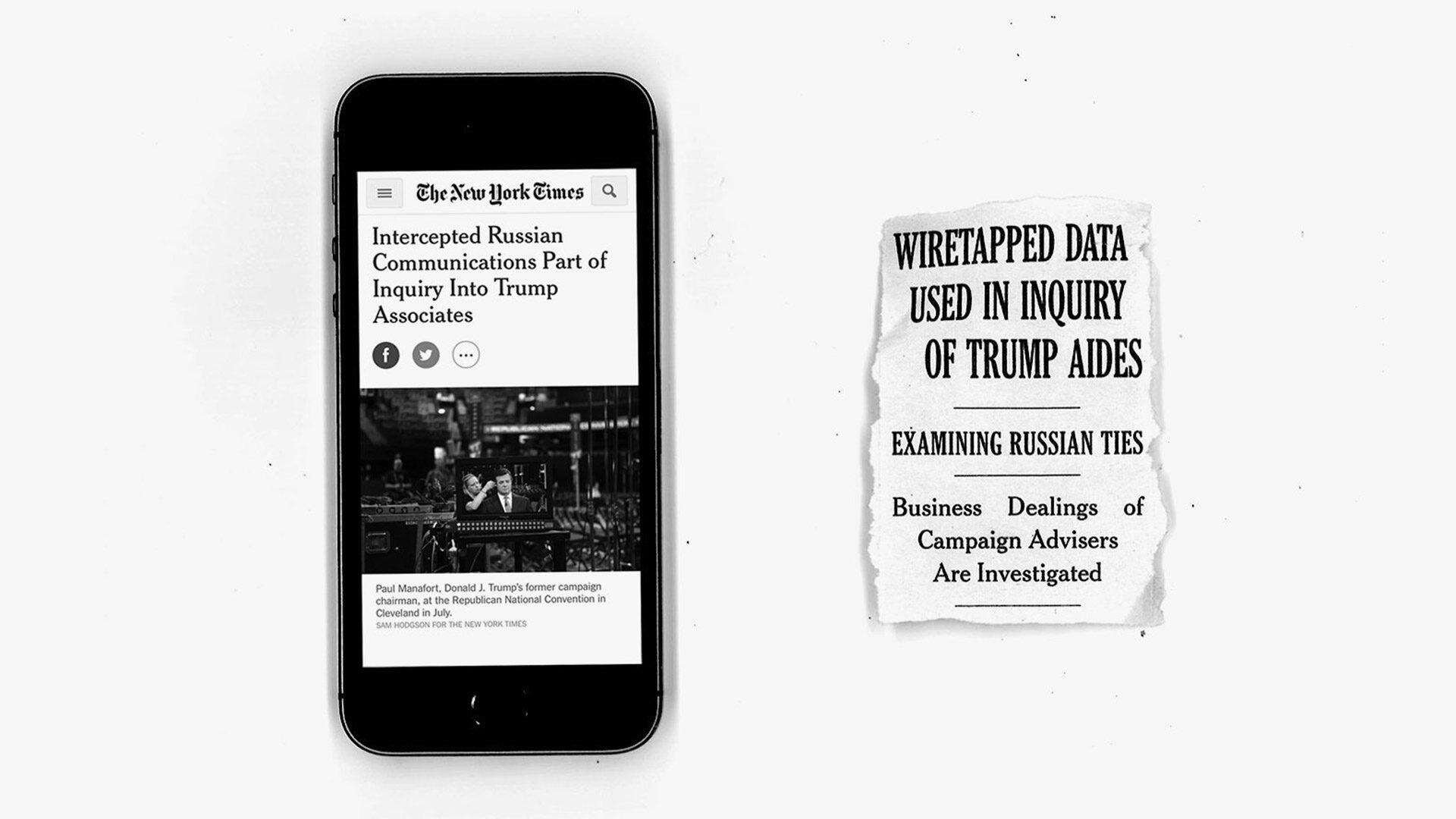 Datengetrieben: A/B-Test bei der New York Times